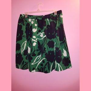 Beautiful Knee Length Skirt